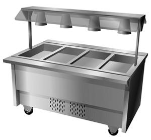Manufacturier d 39 quipements en acier inoxydable for Equipement de cuisine quebec